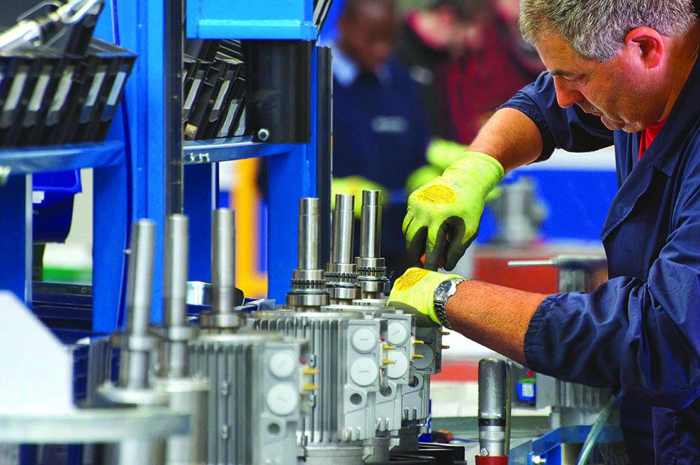 GMM Trasmissioni Meccaniche enjoys a record 2016