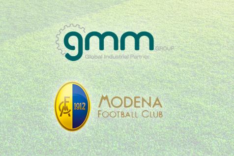 Il Gruppo GMM sostiene anche quest'anno il Modena FC