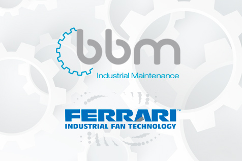 Accordo di collaborazione tra Bbm Maintenance Partner e Ferrari Ventilatori Industriali