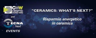 CERAMIC'S WHATS NEXT