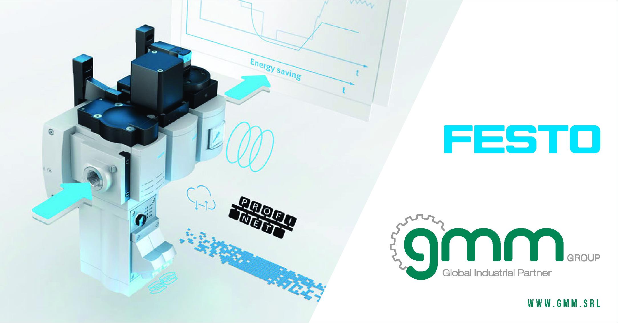 Gmm Group e Festo verso la Smart Factory