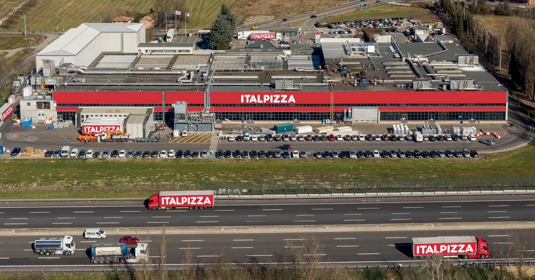 Nuovo accordo con Italpizza per gli impianti
